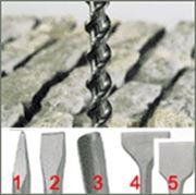 Immagine per la categoria Scalpelli per martelli perforatori elettrici